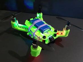 Toad 110 - Micro FPV Quad - (8.5mm Hubsan X4 Motors)
