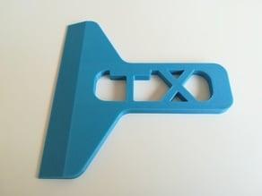 VW T5 TX T6 Eiskratzer ICE SCRAPER