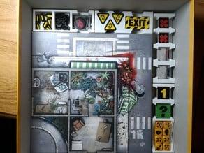 Zombicide S3 Piece Holders (Rue Morgue)