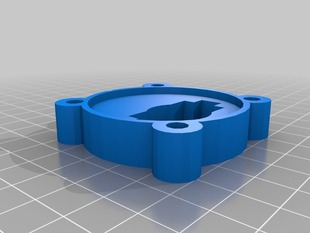 Parametric Makerbot Watch Case
