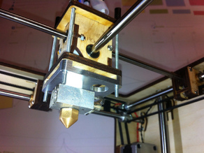 Ultimaker Nozzle Mk2 for 3mm filament
