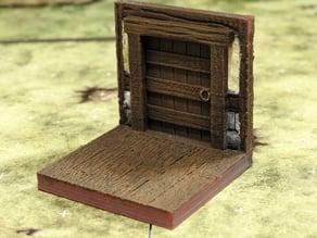 threednd version 2 tavern door