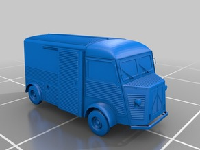 Citroen HY (Type H)