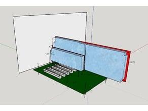 ATX/mATX/ITX & PCIe standard specifications in 3D