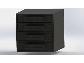 Schrauben Box (screw box)