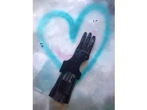 Modified Phoenix Hand (3 fingers)