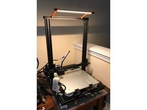 CR10 LED Light Bracket