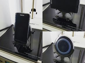 Samsung Wireless Charger/Phone Stand 2 directions