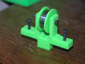 """Improved """"Y"""" Axis Pulley Geetech prusa I3"""