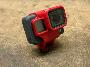 Mode 2 Shredder - GoPro Hero Lens Bumper