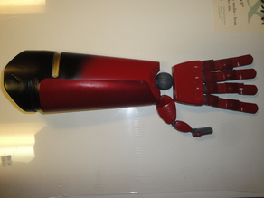 Snake's Prosthetic Arm from MGSV