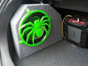 Spider Subwoofer Grill