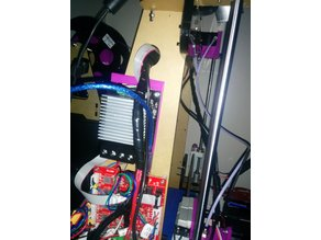 ANET A8 MKS MOSFET Top Holder Mount