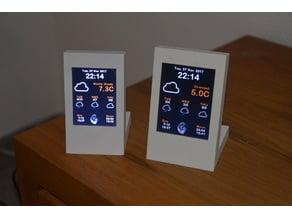 "2.4"" & 2.8"" TFT Desktop stand"