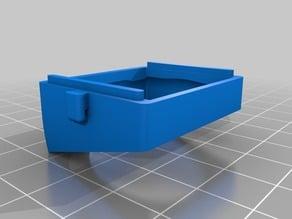 MP Mini Select 3D v2 ABS & Nylon Fan Shroud
