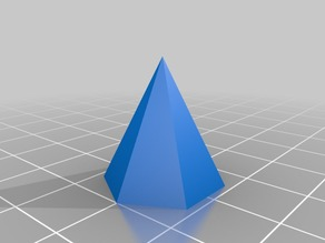20 mm polygon pyramid test
