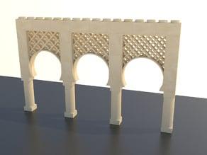 Exin Castillos - Celosías Árabes