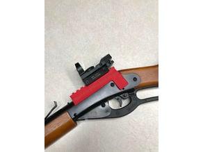 Red Ryder BB Gun Picatinny Rail