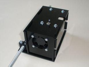 CNC-lasercut RAMPS box