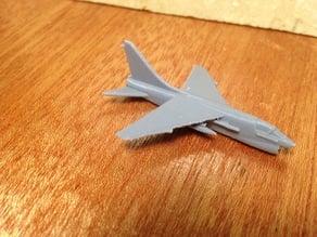A7 Corsair II for microarmor