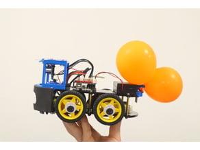 Robot battle parts!!