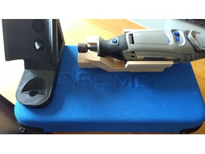 Dremel 3000 rest for sanding