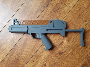 Cyberpunk 2020 - Sternmeyer Type 21 - 11mm Heavy SMG