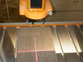 Stepcraft X-Cross Laser