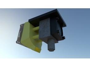 He3D K200 delta printer cooling for 40 mm cooler