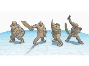 Heroscape Proxies: Blade Gruts