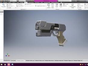 Paralyser Gun (Metroid)