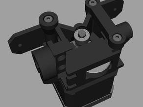 Typhon's Airtripper BSP for MakerFarm i3v / M3 Mount