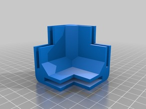 Corner Block for 4mm Plywood Box