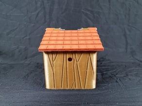 Birdhouse Camera Box