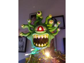 Beholder Tree Ornament