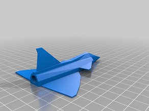 Saab viggen - flite test miniature