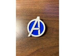 Avengers Pin