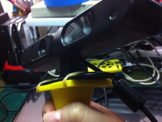 3D scanner hand grip