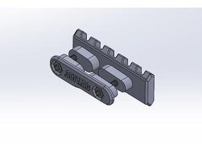 Picatinny Rail - Chiappa Rhino 30DS Revolver