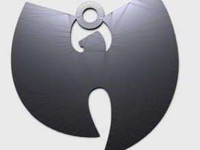 Wu-Tang Clan Logo Pendant