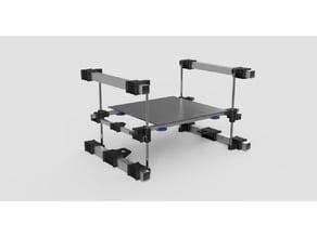 Core A8 Modular Bed Mount