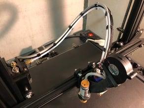 CR-10 Bowden Tube/Cable/ABL Clip