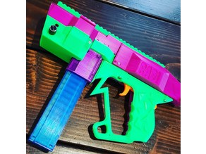 RAGE! Foam Dart Blaster
