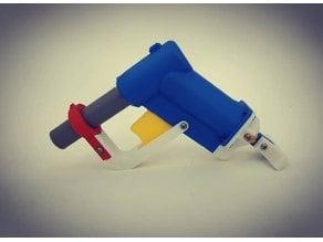 RubberBand NERF Blaster