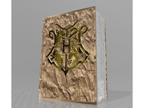 Dice tower Book Type