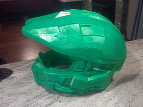 "Halo 4 Helmet Full Size ( Adult - 6'6"" plus )"