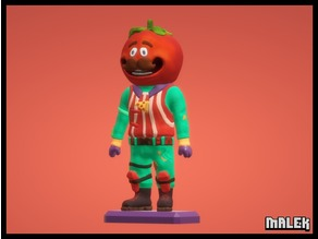 Fortnite Tomatohead Mini Figure