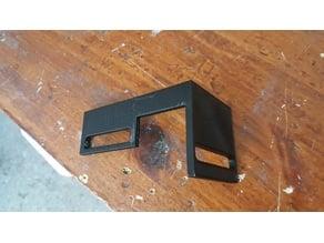 Garage door sensor bracket