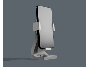 Auto Hold Phone Stand Charger