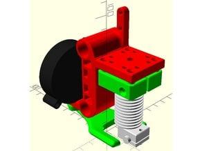 Hypercube 300 Lite Carriage for Precision Piezo Orion and E3D V6